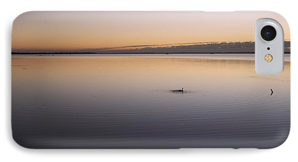 IPhone Case featuring the photograph Solitude by Sandy Molinaro