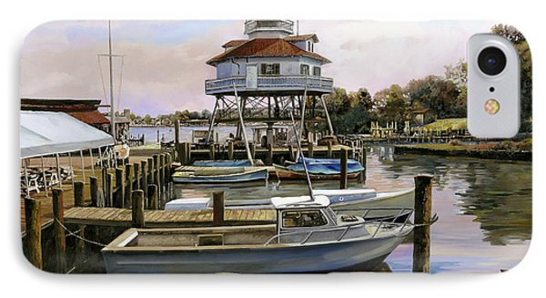 Solomon's Island IPhone Case by Guido Borelli