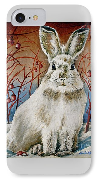 Some Bunny Is Charming Phone Case by Linda Simon