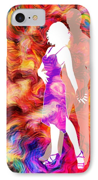 Some Like It Hot 2 Phone Case by Angelina Vick