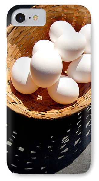 Some Of Our Eggs IPhone Case by Jim Rossol