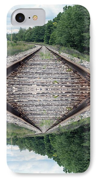 Somedays Its A Topsy Turvy Day Phone Case by Thomas Woolworth