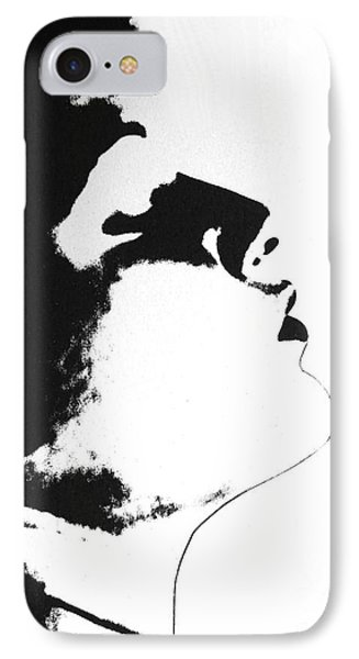 Something In Mind IPhone Case by Rory Sagner