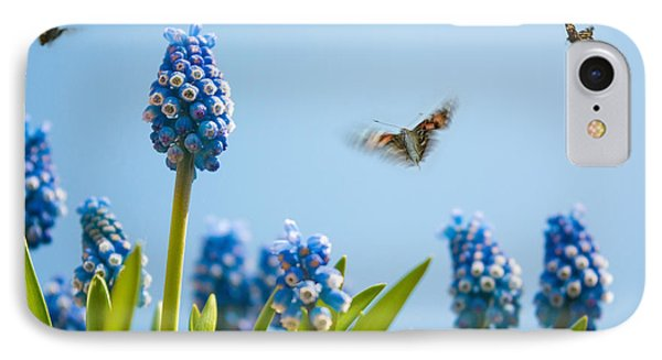 Something In The Air IPhone Case by John Edwards