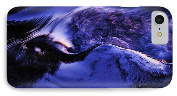 IPhone Case featuring the photograph Something In The Way She Moves by Sean Sarsfield
