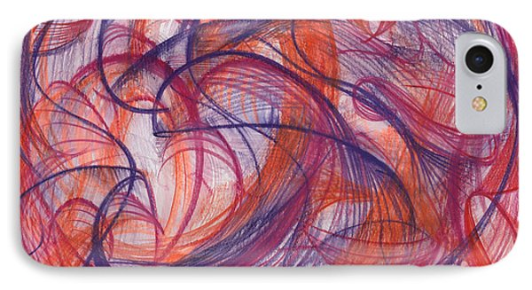 Something Larger IPhone Case by Kelly K H B