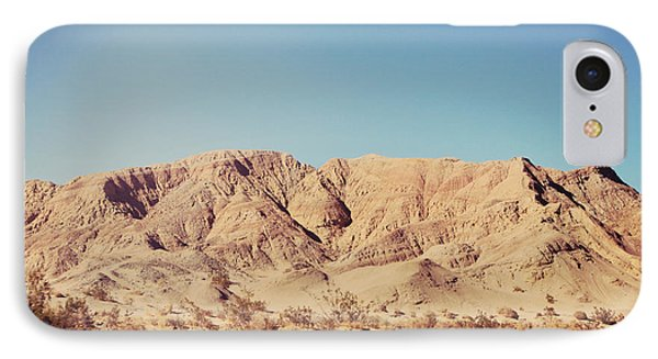 Desert iPhone 7 Case - Sometimes I See So Clearly by Laurie Search