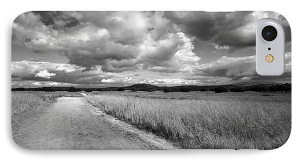 Somewhere Down The Road IPhone Case