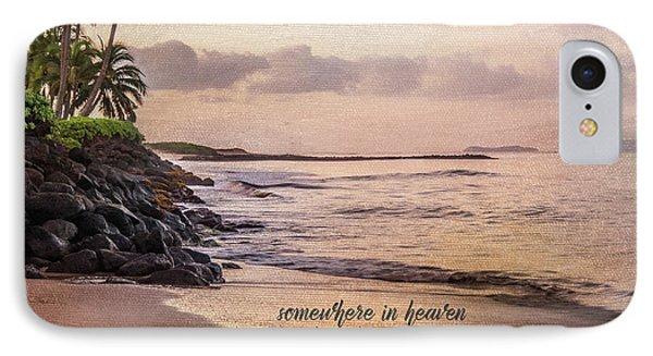 Somewhere In Heaven IPhone Case by Ramona Murdock