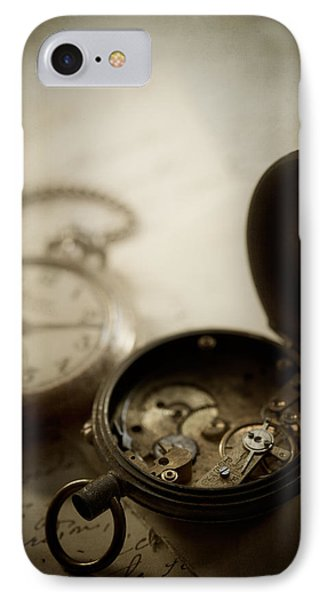 Somewhere In Time IPhone Case by Amy Weiss