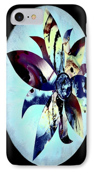 Somewhere In Time IPhone Case by Christine Ricker Brandt