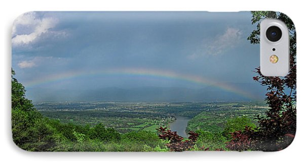 Somewhere Over The Blue Ridge IPhone Case