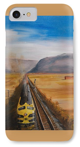 Somewhere West Of Corning Phone Case by Christopher Jenkins