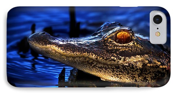 Son Of A Gator IPhone Case by Mark Andrew Thomas