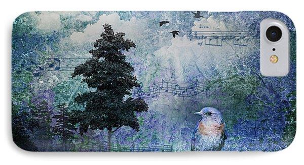 Songbird Phone Case by Lianne Schneider
