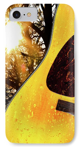 Songs From The Wood IPhone Case by Bob Orsillo