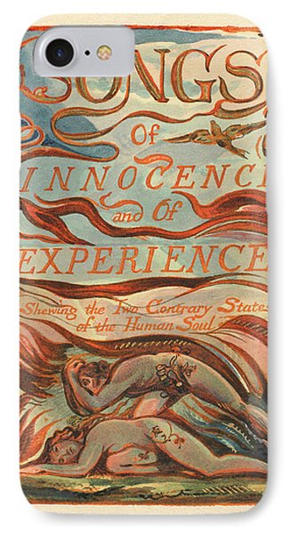 Songs Of Innocence And Experience IPhone Case by British Library