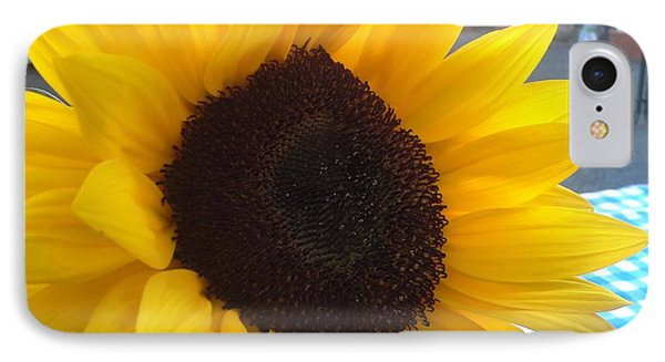Sonnenblume IPhone Case