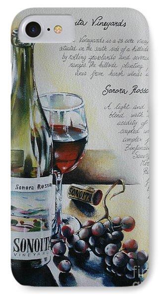 Sonoita Vineyards IPhone Case