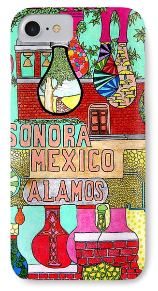 Sonora Lights 01 IPhone Case