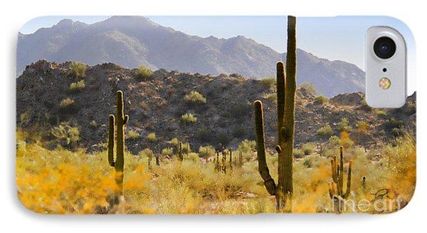 Sonoran Desert Beauty Phone Case by Betty LaRue