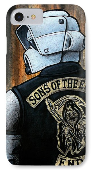 Sons Of The Empire Phone Case by Marlon Huynh