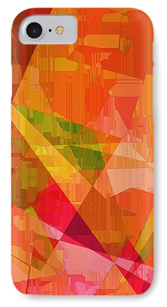 Sorbet Phone Case by Wendy J St Christopher