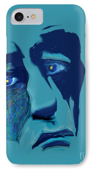 Sorrow IPhone Case by Gabrielle Schertz