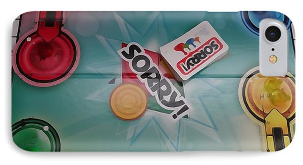 Sorry Board Game IPhone Case