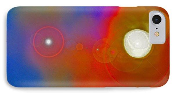 Soul Birth Series Fertilization IPhone Case by First Star Art