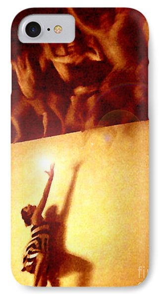IPhone Case featuring the photograph Soul Catcher by Cristophers Dream Artistry