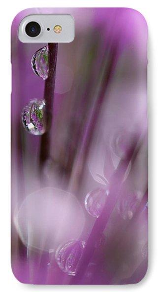 Soul In Rain IPhone Case