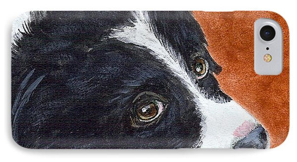Soulful Eyes IPhone Case by Fran Brooks