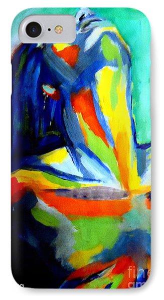 Soulful Phone Case by Helena Wierzbicki