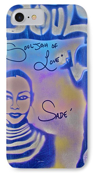 Souljah Of Love Phone Case by Tony B Conscious