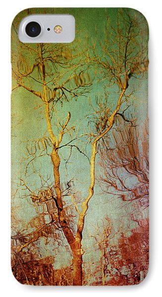 Souls Of Trees IPhone Case by Trish Mistric