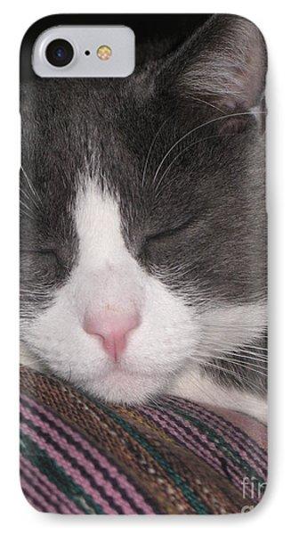 Sound Asleep  IPhone Case by Chrisann Ellis