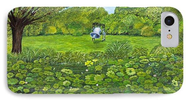 Sound Of Nature By Kevin Davis Phone Case by Sheldon Kralstein