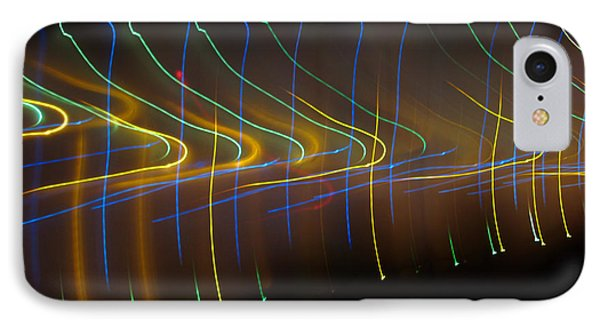 Soundcloud. Dancing Lights Series Phone Case by Ausra Huntington nee Paulauskaite