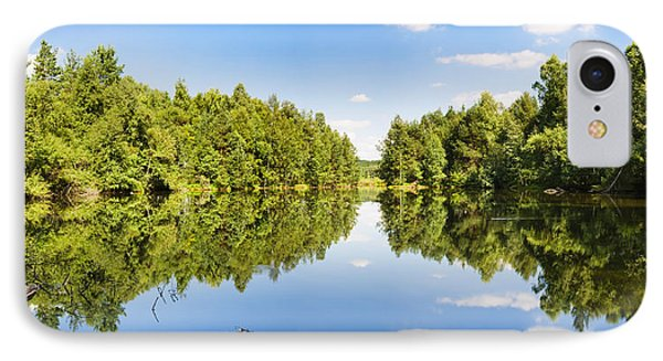 Source Of The Neckar River IPhone Case by Panoramic Images