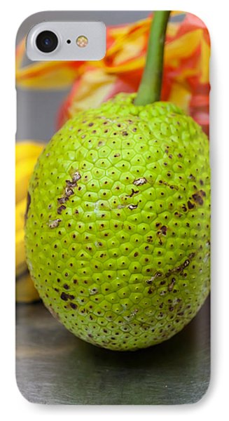Soursop Or Guanabana Phone Case by Craig Lapsley