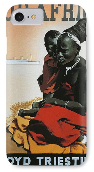 South Africa  Phone Case by Anonymous