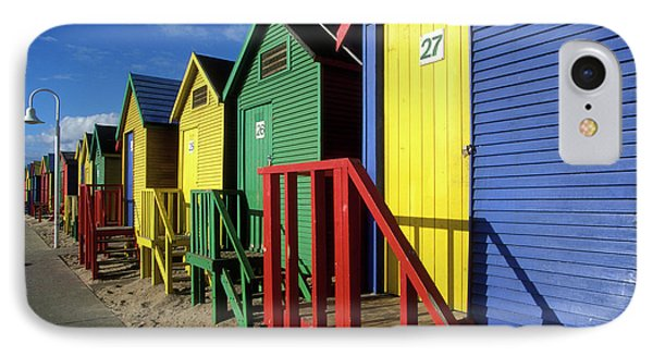 South Africa, Cape Town, Brightly IPhone Case by Paul Souders