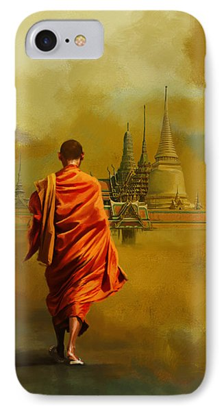 South Asia Art  IPhone Case by Corporate Art Task Force