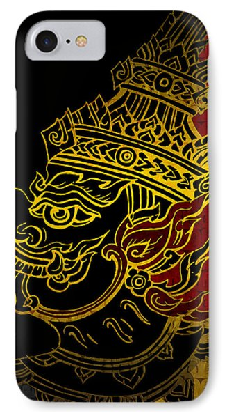 South Asian Art Motives IPhone Case by Corporate Art Task Force