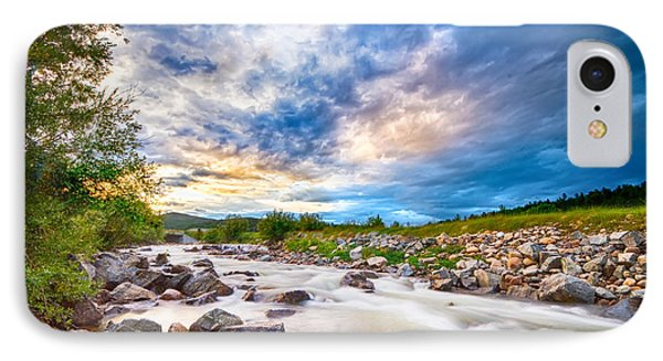 South Boulder Creek Sunset View Rollinsville Colorado Phone Case by James BO  Insogna