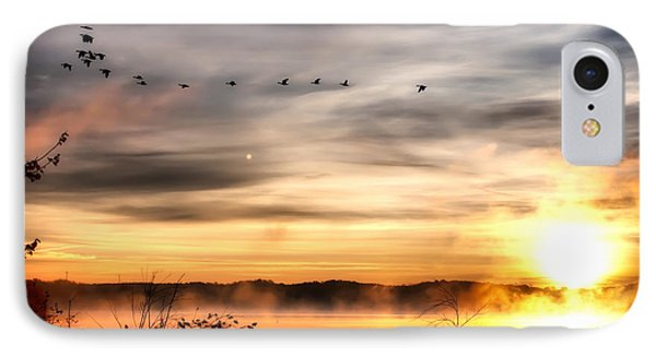IPhone Case featuring the photograph South Carolina Morning by Lynne Jenkins
