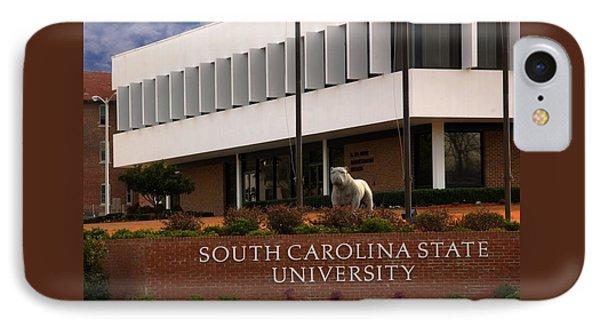 South Carolina State University 2 IPhone Case