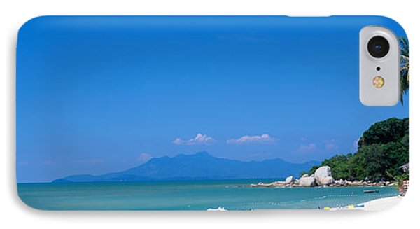 South China Sea Malaysia IPhone Case by Panoramic Images
