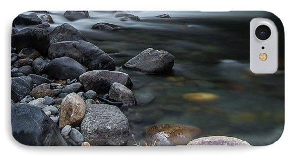 South Fork American River Phone Case by Mitch Shindelbower